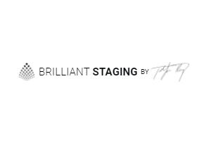 Brilliant Staging & Design Logo